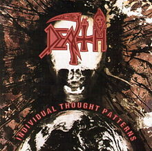 Обложка альбома Death «Individual Thought Patterns» (1993)