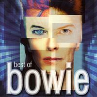 Обложка альбома Дэвида Боуи «Best of Bowie» (2002)