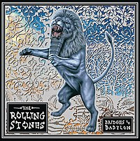 Обложка альбома The Rolling Stones «Bridges to Babylon» (1997)