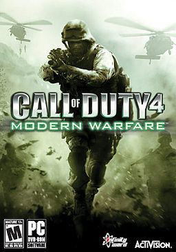 Call of Duty 4: Modern Warfare (RUS/2007/RePack) | R.G. Games