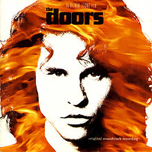 Обложка альбома The Doors «The Doors — Music From the Original Motion Picture» (1991)
