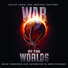 Обложка альбома к фильму «Война миров» «War of the Worlds: Music from the Motion Picture» ()