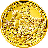 100 Euro - The Hungarian Crown of St. Stephen (2010) back.jpg