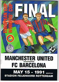 1991 Cup Cup Final programme.jpg