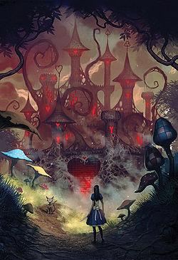 Обложка alice madness returns прохождение 4 глава