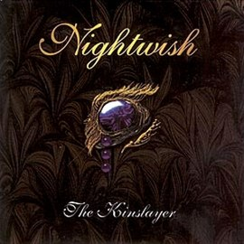 Обложка сингла Nightwish «The Kinslayer» (2000)