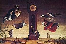 Премудрый пескарь (мультфильм) — Википедия