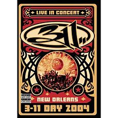 Обложка альбома 311 «311 Day: Live in New Orleans» (2004)