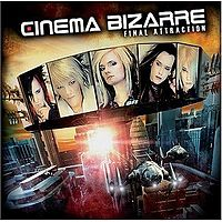 Обложка альбома Cinema Bizarre «Final Attraction» (2007)