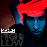 Обложка альбома Marilyn Manson «The High End of Low» (2009)