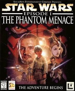 Star Wars Episode I - The Phantom Menace Game.JPG