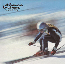 Обложка альбома The Chemical Brothers «Loops of Fury» (1996)