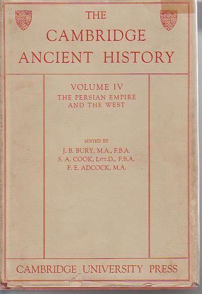 Читать онлайн кембриджская история древнего мира