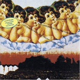 Обложка альбома The Cure «Japanese Whispers» (1983)