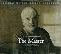 Обложка альбома Джонни Гринвуда «The Master: Motion Picture Soundtrack» (2012)