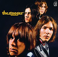 Обложка альбома The Stooges «The Stooges» (1969)