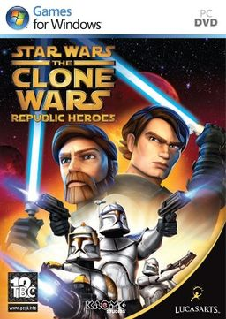 Обложка игры The Clone Wars – Republic Heroes.jpg