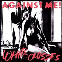 Обложка альбома Against Me! «White Crosses» (2010)