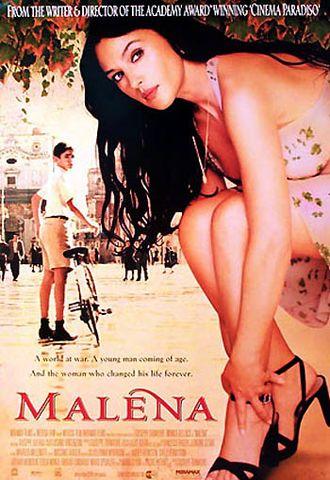 Постер фильма «Малена»