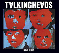 Обложка альбома Talking Heads «Remain in Light» (1980)