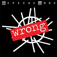 Обложка сингла «Wrong» (Depeche Mode, 2009)