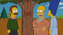 Дерево, растущее в Спрингфилде 6 серия