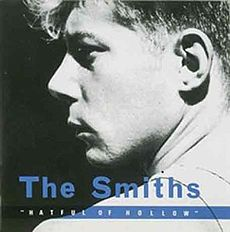 Обложка альбома The Smiths «Hatful of Hollow» (1984)