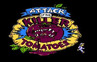 Заставка игры Attack of the Killer Tomatoes.jpg