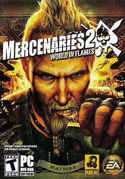 Скачать игру mercenaries 2 world in flames через торрент