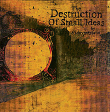 Обложка альбома 65daysofstatic «The Destruction of Small Ideas» (2007)