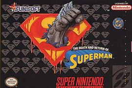 The Death and Return of Superman SNES Cover.jpg
