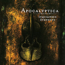 Обложка альбома Apocalyptica «Inquisition Symphony» (1998)