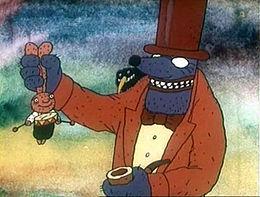 Из мультфильма колобок колобок
