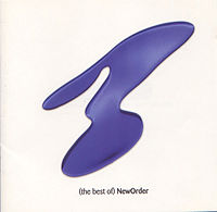 Обложка альбома New Order «The Best of New Order» (1994)
