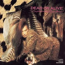 Обложка альбома Dead or Alive «Sophisticated Boom Boom» (1984)