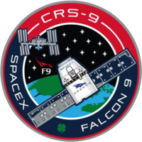 SpaceX CRS-9 patch.png