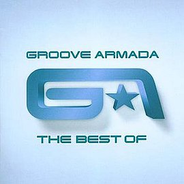 Обложка альбома Groove Armada «The Best of Groove Armada» (2004)