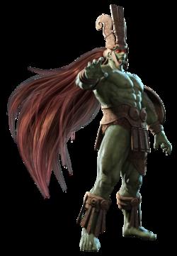 Огр (Tekken) — Википедия