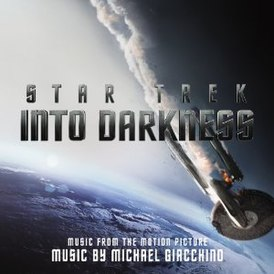 Обложка альбома Майкл Джаккино «Star Trek Into Darkness: Music from the Motion Picture» (2013)