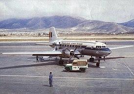 Румынский Ил-14, схожий с разбившимся