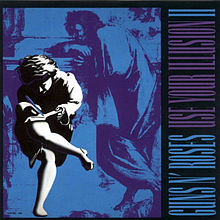 Обложка альбома Guns N' Roses «Use Your Illusion II» (1991)