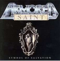 Обложка альбома Armored Saint «Symbol of Salvation» (1991)