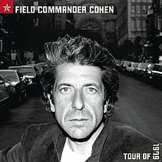 Обложка альбома Леонарда Коэна «Field Commander Cohen: Tour of 1979» (2001)
