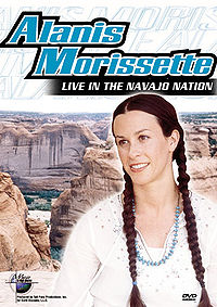 Обложка видео «Alanis Morissette: Live in the Navajo Nation»