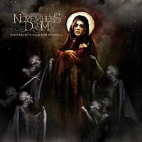 Обложка альбома Novembers Doom «Into Night's Requiem Infernal» (2009)