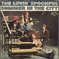 Обложка сингла «Summer in the City» (The Lovin' Spoonful, 1966)