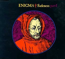 Обложка сингла Enigma «Sadeness (Part I)» ((1990))