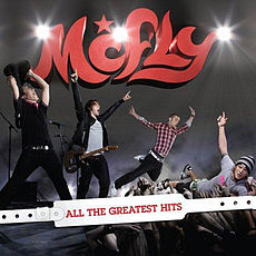 Обложка альбома McFly «All the Greatest Hits» (2007)