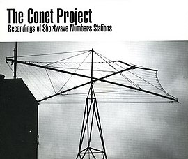 Обложка альбома The Conet Project «Recordings Of Shortwave Numbers Stations» (1997)