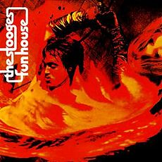 Обложка альбома The Stooges «Fun House» (1970)